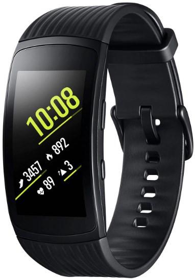 Samsung Galaxy Gear Fit 2 Pro R365 Large Black