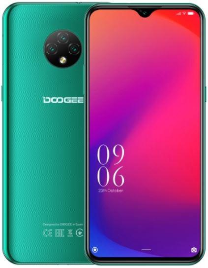 DOOGEE X95 Pro Dual Sim 32GB Green (4GB RAM)