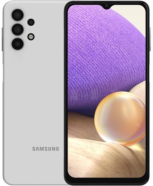 Samsung Galaxy A32 Dual Sim A325FD 128GB White (6GB RAM)