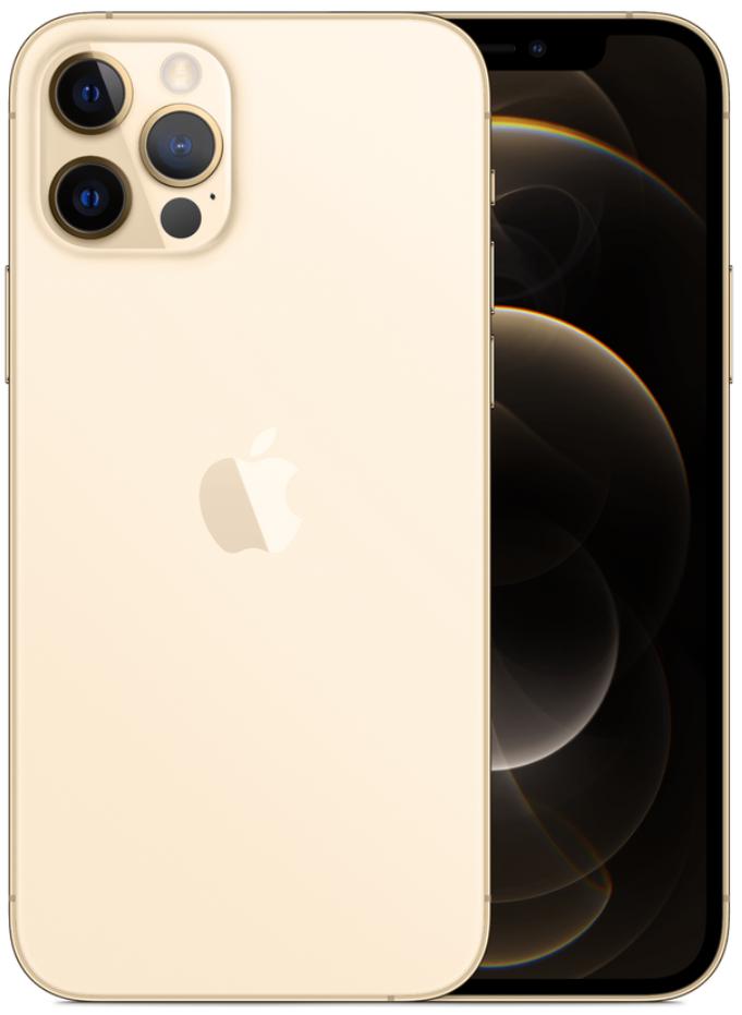 Apple iPhone 12 Pro 5G A2408 Dual Sim 256GB Gold