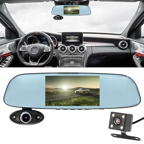 Car DVR - 5.0 Mega Pixels 160 Degrees Wide Angle Full HD 1080P