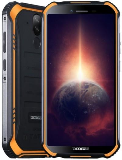 Doogee S40 Pro Rugged Phone Dual Sim 64GB Orange (4GB RAM)