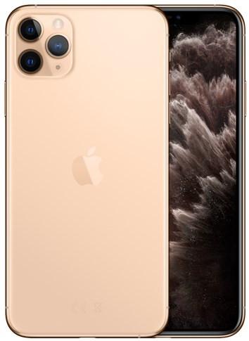 Apple iPhone 11 Pro Max A2220 Dual Sim 256GB Gold