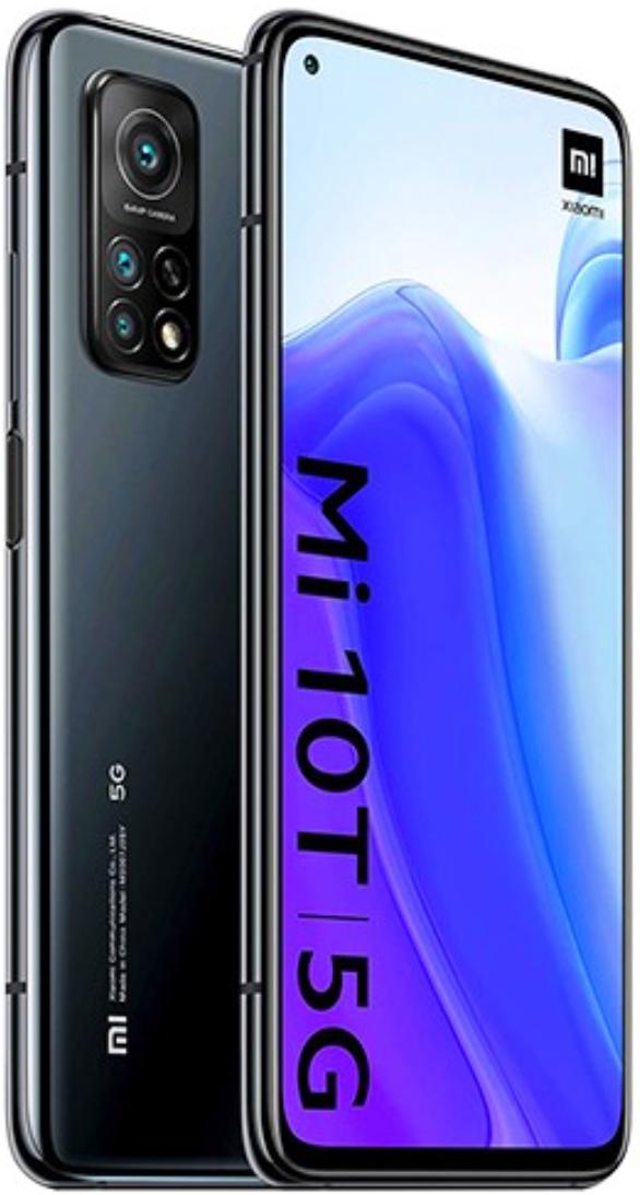 Xiaomi Mi 10T 5G Dual Sim 128GB Black (6GB RAM)
