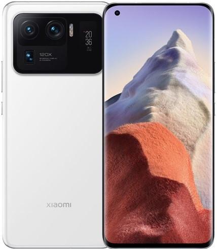 Xiaomi Mi 11 Ultra 5G Dual Sim 256GB White (12GB RAM)