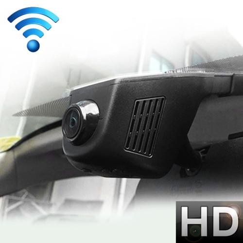 Car DVR - Dual Camera WiFi Monitor Full HD 1080P