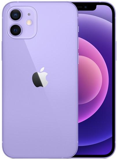 Apple iPhone 12 5G 64GB Purple (eSIM)