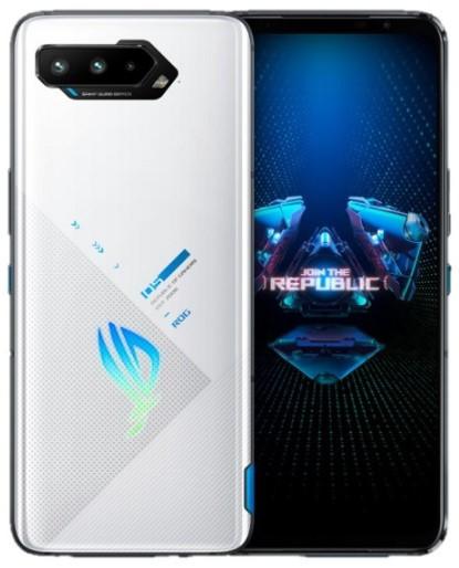 Asus ROG Phone 5 5G ZS673KS Dual Sim 256GB White (12GB RAM) - Tencent Version