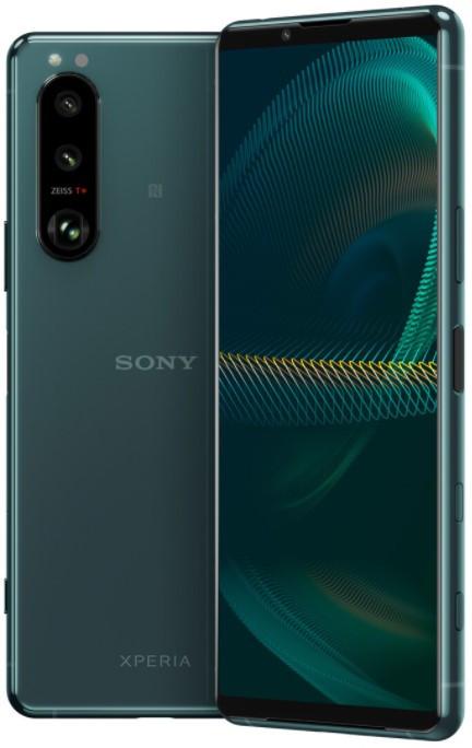Sony Xperia 5 III 5G Dual Sim 128GB Green (8GB RAM)