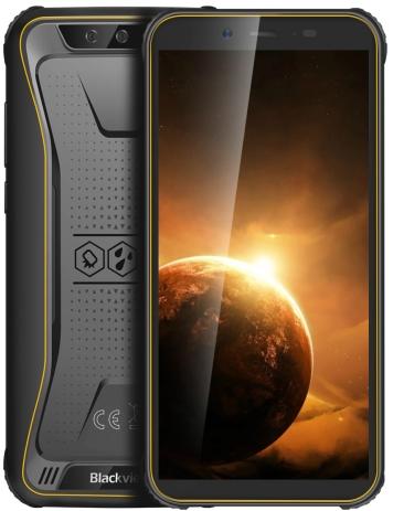 Blackview BV5500 Plus Dual Sim 32GB Yellow (3GB RAM)