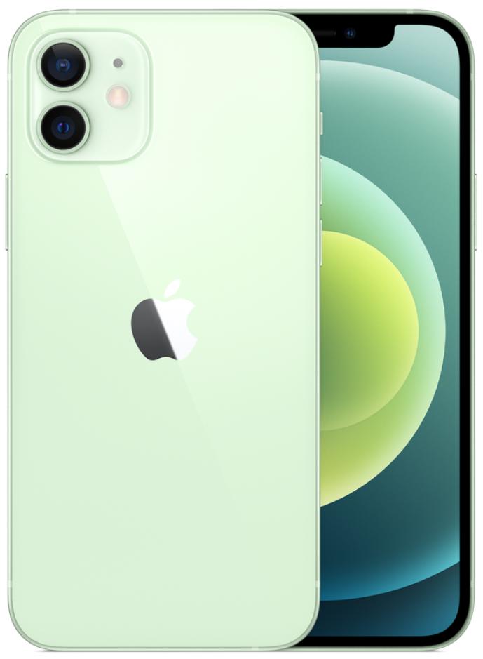 Apple iPhone 12 5G 256GB Green (eSIM)