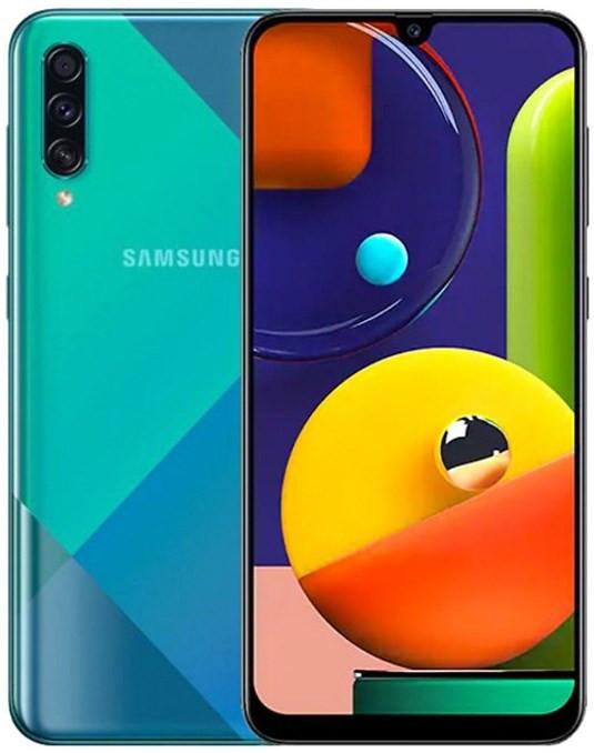 Samsung Galaxy A50s Dual A507F 64GB Green (4GB RAM)