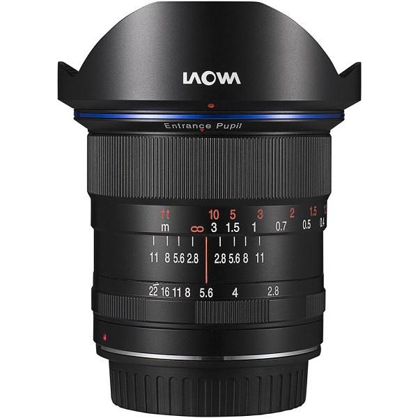 LAOWA 12mm f/2.8 Zero-D (Canon RF)