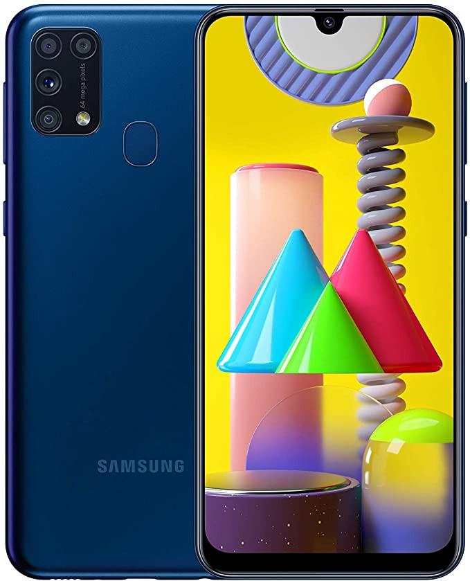 Samsung Galaxy M31 Dual Sim M315FD 128GB Blue (6GB RAM)