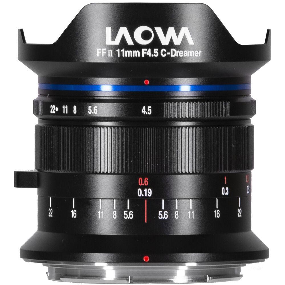Laowa 11mm f/4.5 FF RL (Nikon Z)