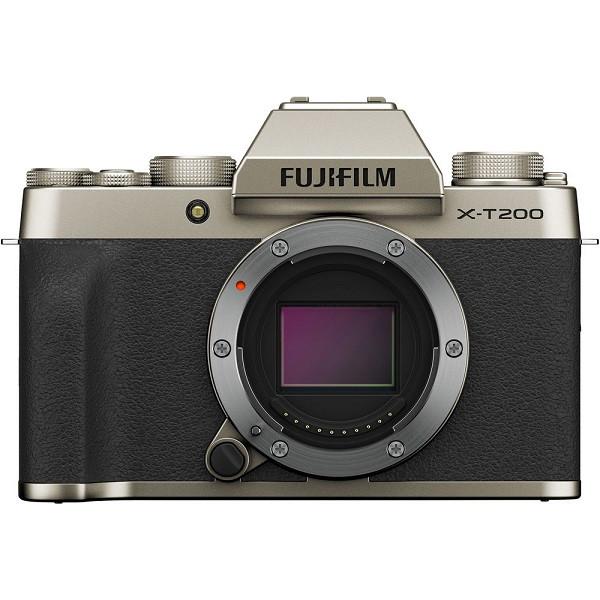 Fujifilm X-T200 Body (kit box) Champagne Gold
