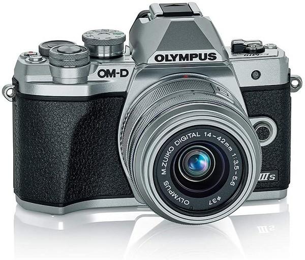 Olympus OM-D E-M10 MK III S (14-42 EZ) Silver