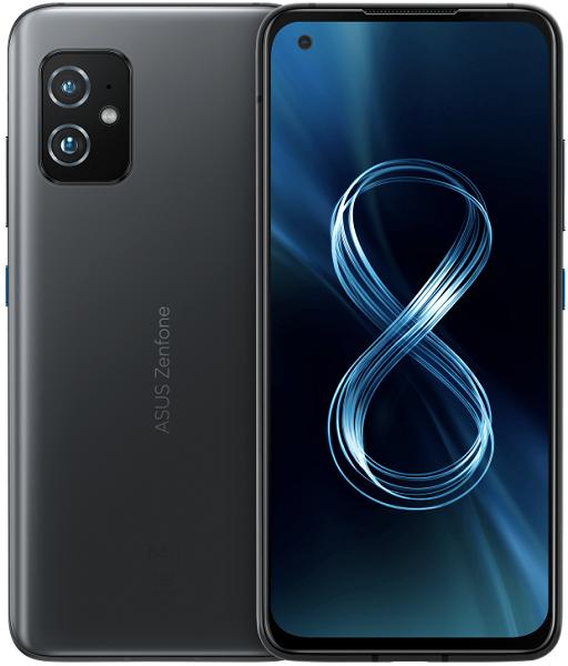 Asus ZenFone 8 5G Dual Sim ZS590KS 256GB Black (16GB RAM)