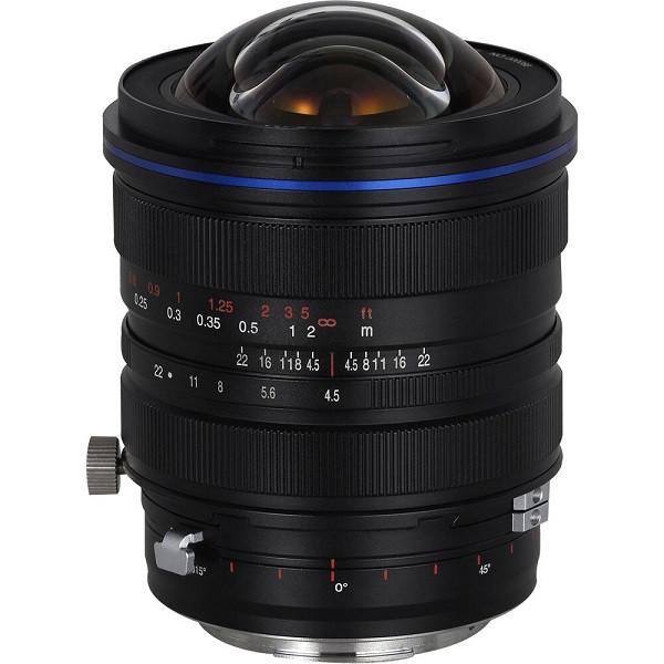 Laowa 15mm f/4.5 ZERO-D Shift (Canon EF)