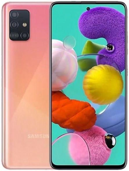 Samsung Galaxy A51 Dual A515FD 128GB Pink (6GB RAM)