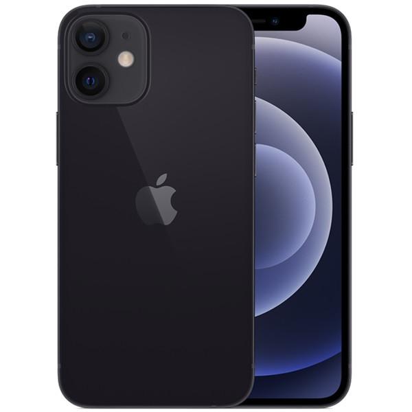 Apple iPhone 12 mini 5G A2399 256GB Black (eSIM) + FREE iPhone 12 mini 9H 2.5D Tempered Glass Screen Protector