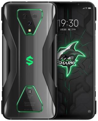 Xiaomi Black Shark 3 Pro 5G Dual Sim 256GB Black (12GB RAM) - Tencent