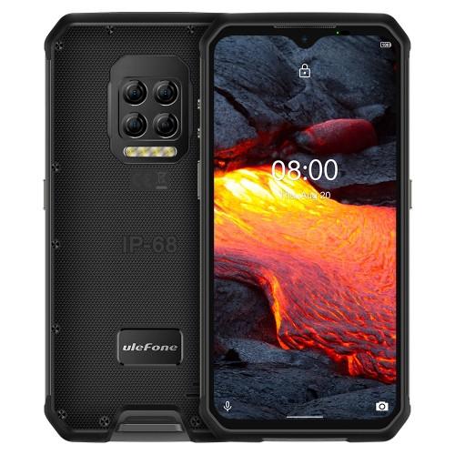 Ulefone Armor 9E Rugged Phone Dual Sim 128GB Black (8GB RAM)