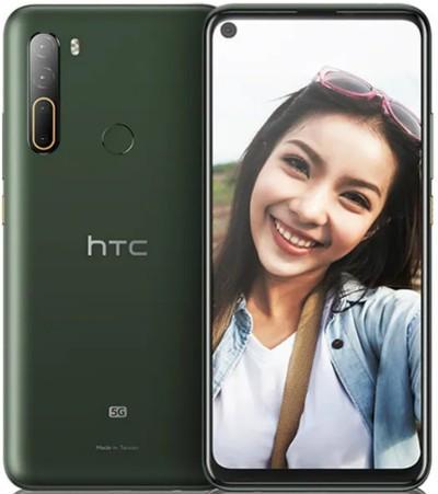 HTC U20 5G Dual Sim 256GB Green (8GB RAM)