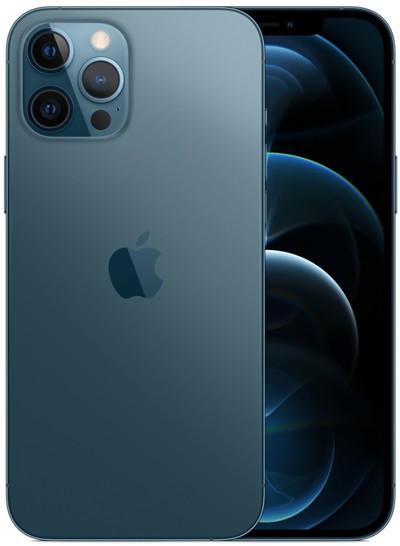 Apple iPhone 12 Pro Max 5G 256GB Pacific Blue (eSIM)
