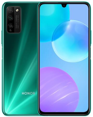 Huawei Honor 30 Lite 5G Dual Sim MXW-AN00 128GB Emerald (6GB RAM)