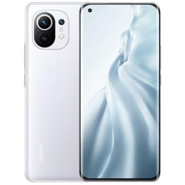 Xiaomi Mi 11 5G Dual Sim 256GB White (8GB RAM) - China Version