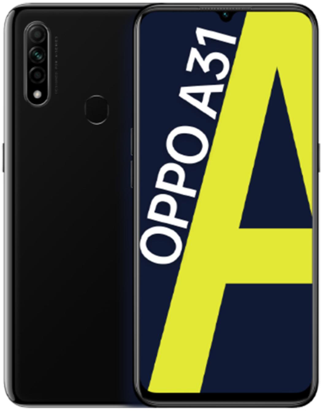 OPPO A31 Dual Sim 128GB Black (6GB RAM)