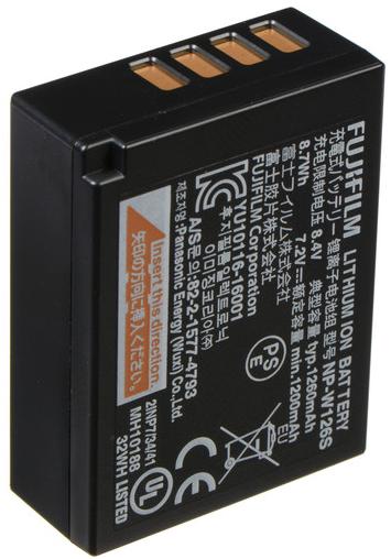 Fujifilm NP-W126S Battery (Bulk)