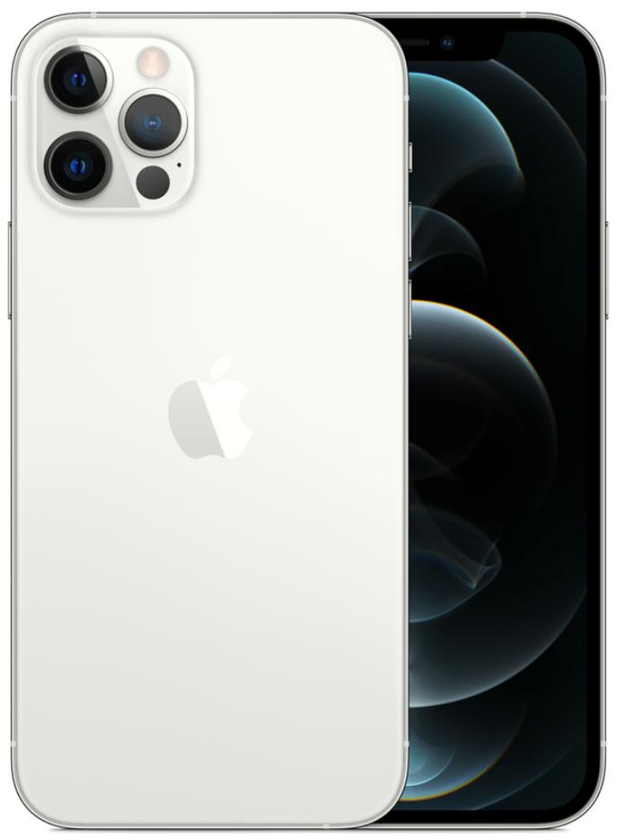 Apple iPhone 12 Pro 5G A2408 Dual Sim 128GB Silver