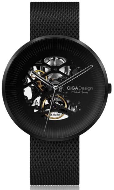 Xiaomi MI CIGA Design Mechanical Watch MY Series Black
