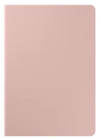 Samsung Galaxy Tab S7 Book Cover Brown