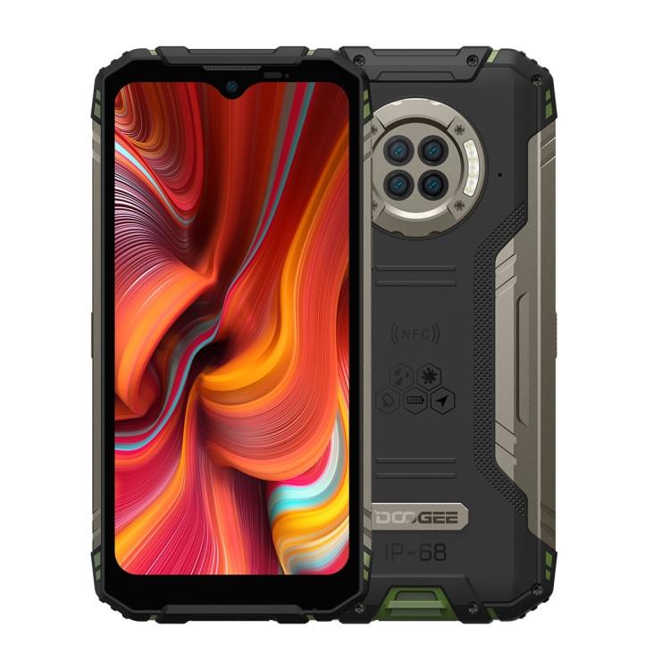 DOOGEE S96 Pro Triple Proofing Phone Dual Sim 128GB Green (8GB RAM)