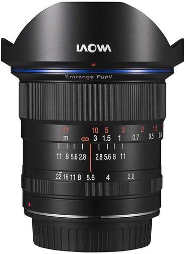 LAOWA 12mm f/2.8 Zero-D (Canon EF)