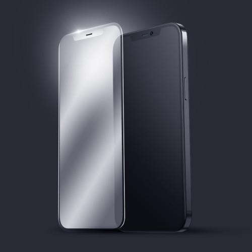 JOYROOM Knight Series 2.5D Big Screen HD Gaming Film Tempered Glass Film for iPhone 12 mini