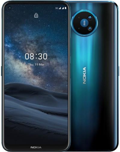 Nokia 8.3 5G Dual Sim TA-1243 128GB Polar Night (8GB RAM)
