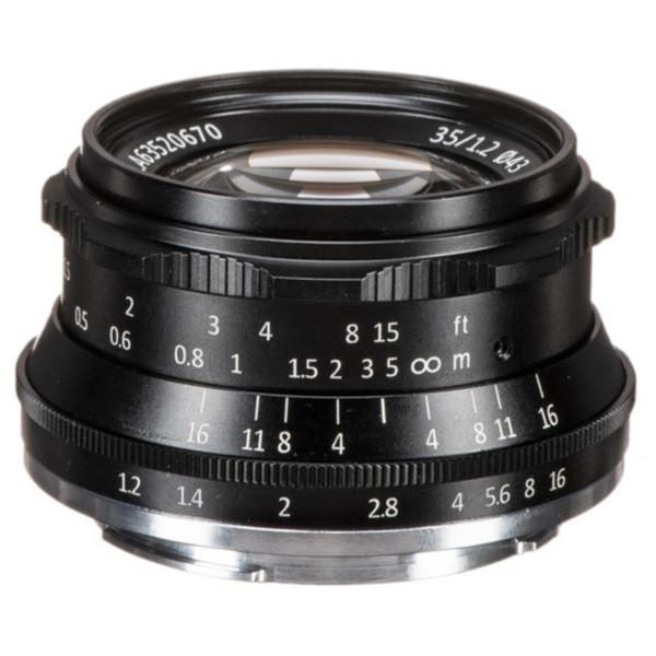 7Artisans 35mm F1.2 Mark II (Sony E)