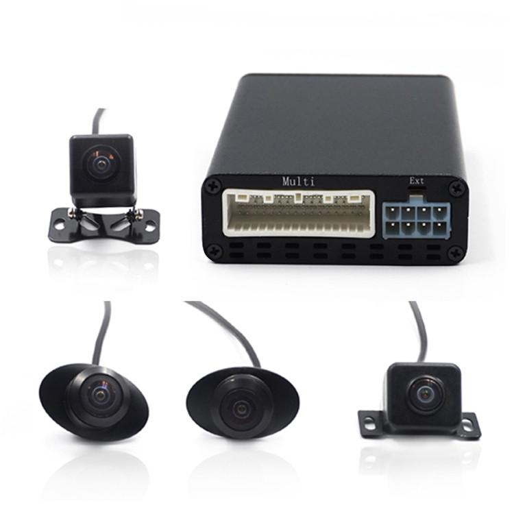 Car DVR - DV360 360 Seamless Surround View  (2D+720P)