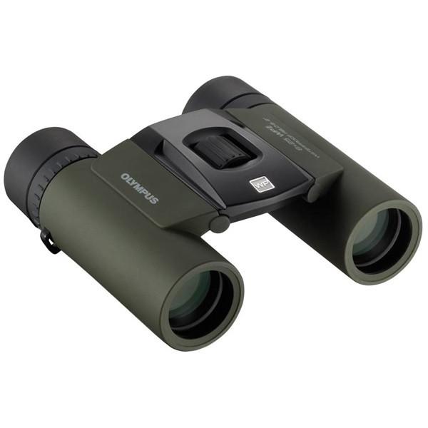 Olympus 8 X 25 WP II Binoculars (Green)