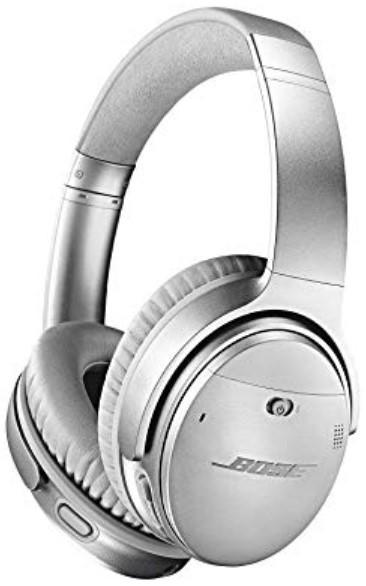Bose QC35 II Wireless Headphones Silver