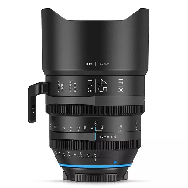 Irix Cine 45mm T1.5 (Nikon Z) Meter