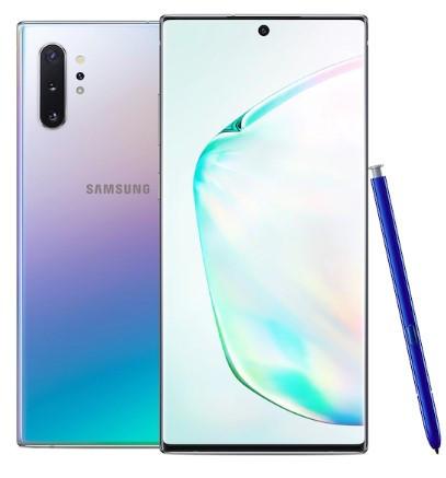 Samsung Galaxy Note 10 Plus Dual Sim N975FD 256GB Aura Glow (12GB RAM)