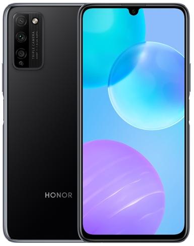 Huawei Honor 30 Lite 5G Dual Sim MXW-AN00 128GB Black (6GB RAM)