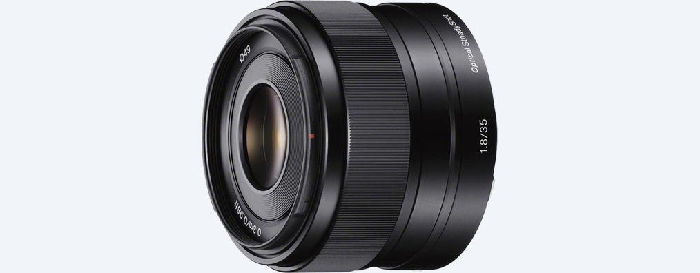 Sony E 35mm F1.8 OSS / SEL35F18