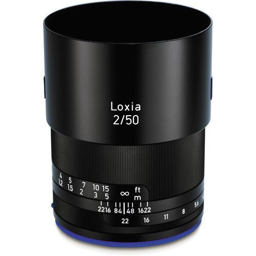 Carl Zeiss Loxia 50mm f/2 Planar T* (Sony E-Mount)