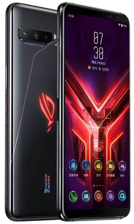 ASUS ROG Phone 3 5G ZS661KS Dual 128GB Black (12GB RAM) - Classic Edition